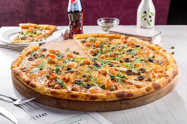 pizza zeleninová
