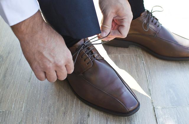černé ponožky