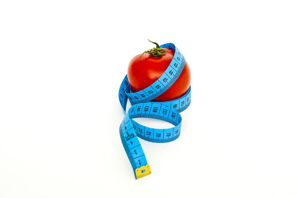 rajčina, meter, diéta